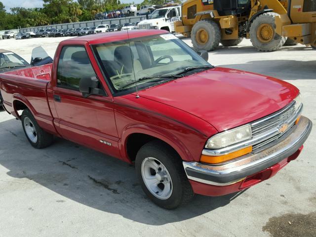 1998 CHEVROLET S TRUCK 4.3L