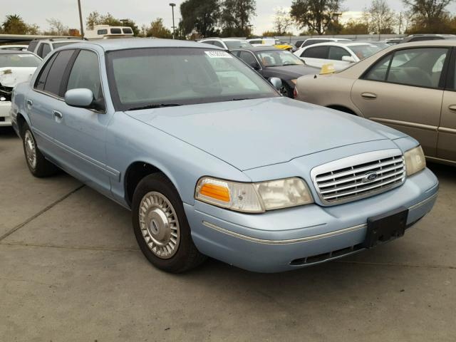 2000 FORD CROWN VICT 4.6L