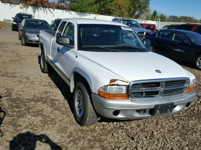 2003 DODGE DAKOTA SLT 4.7L