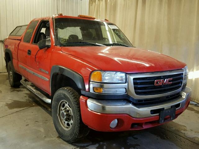 2005 GMC SIERRA K25 6.0L