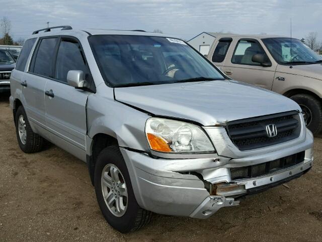 2005 HONDA PILOT EXL 3.5L