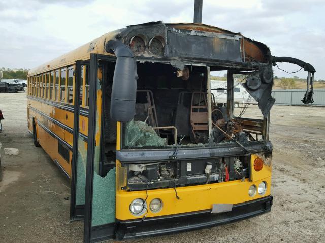 2007 THOMAS SCHOOL BUS 4