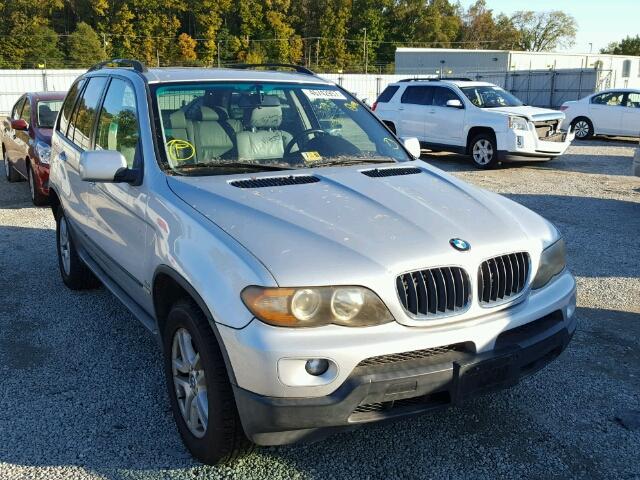 2006 BMW X5 3.0L