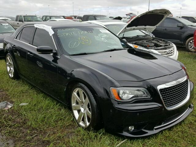 chrysler 300 srt 2012