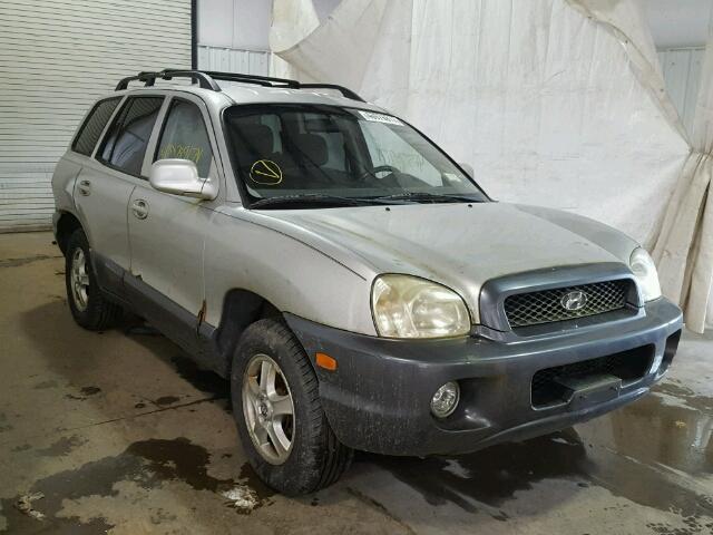 2004 HYUNDAI SANTA FE 2.7L