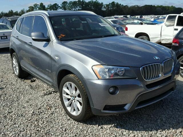 2011 BMW X3 3.0L
