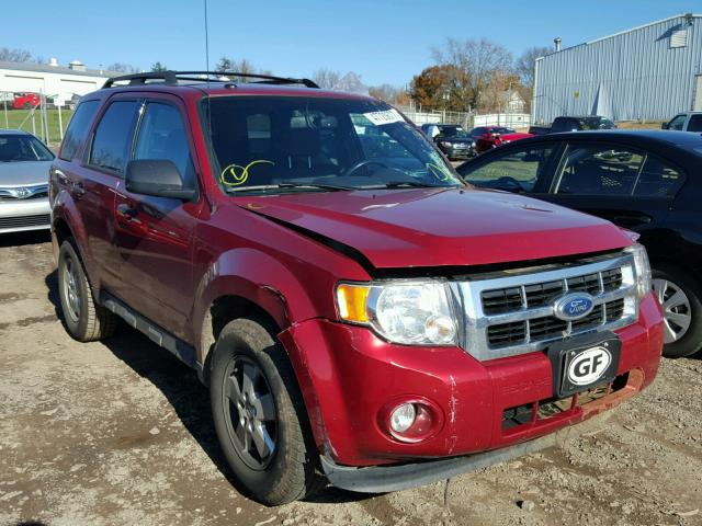 2012 FORD ESCAPE XLT 3.0L