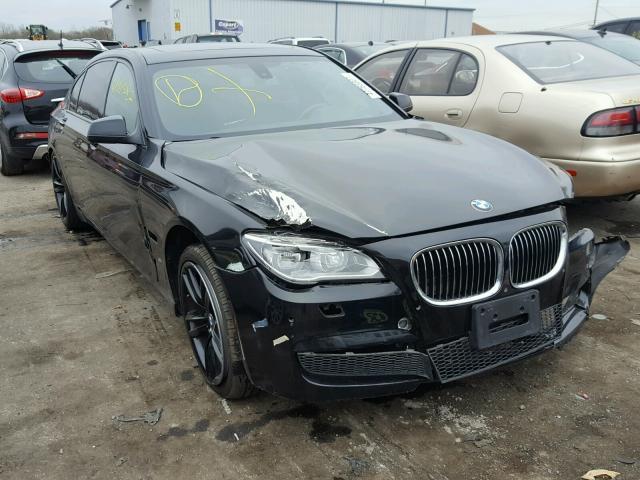 2013 BMW 750LI 4.4L