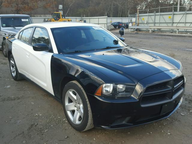 2012 DODGE CHARGER PO 5.7L