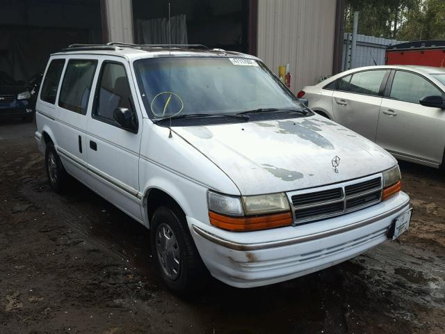 1993 DODGE CARAVAN 3.0L