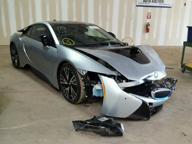 Auto Auction Ended On VIN WBYZCFV BMW I In PA - 2015 bmw i8 for sale