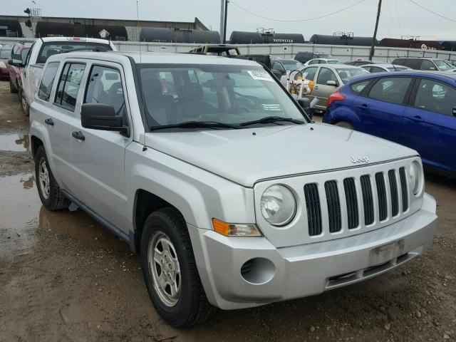2008 JEEP PATRIOT SP 2.4L