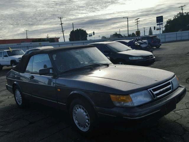 1990 SAAB 900 2.0L