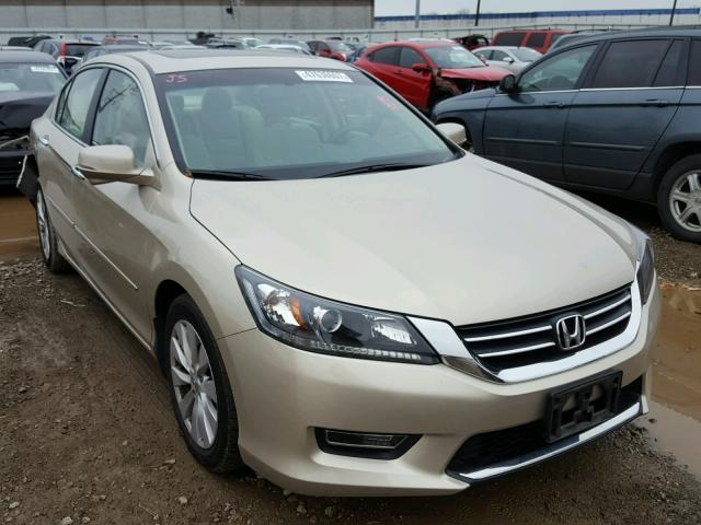 2013 HONDA ACCORD EX 2.4L