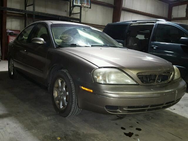 2002 MERCURY SABLE GS 3.0L