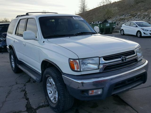 Salvage cars for sale from Copart Littleton, CO: 2002 Toyota 4runner SR