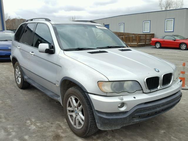 2003 BMW X5 4.4L