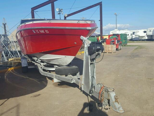 Salvage 1989 Celebrity BOAT for sale
