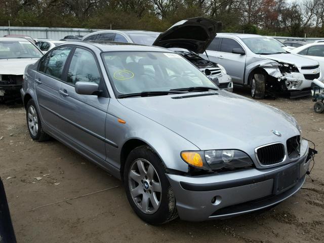 2004 BMW 325 XI 2.5L