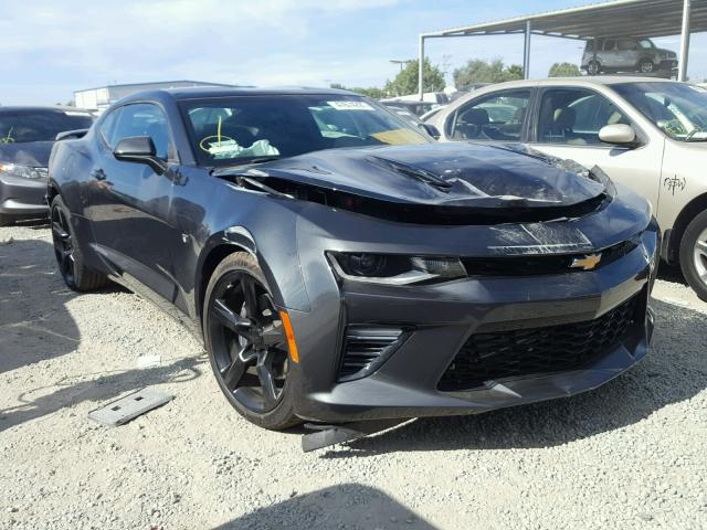 Chevy San Diego >> 2018 Chevrolet Camaro SS for sale at Copart San Diego, CA Lot# 47674297