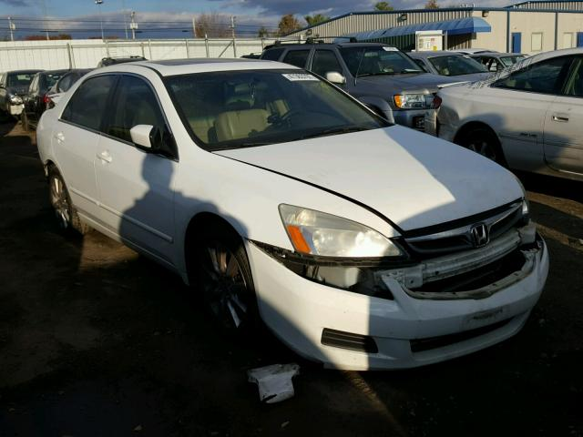 2007 HONDA ACCORD EX 3.0L