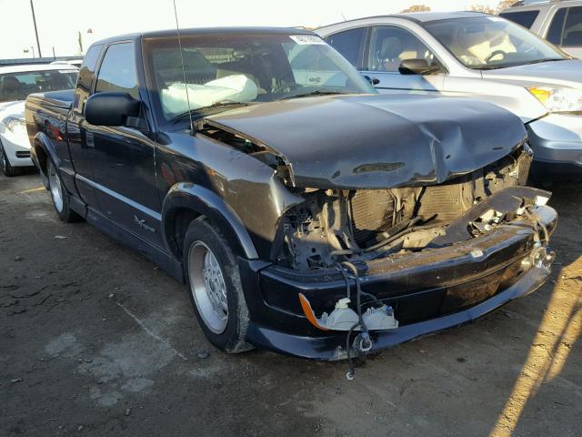 2002 CHEVROLET S TRUCK S1 4.3L