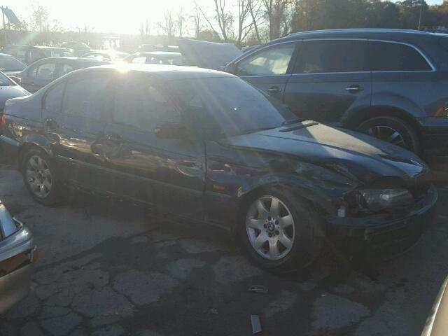 2001 BMW 325 I 2.5L