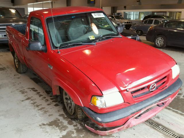 2001 MAZDA B3000 3.0L
