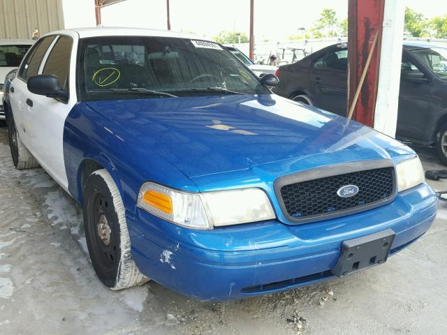 2008 FORD CROWN VICT 4.6L