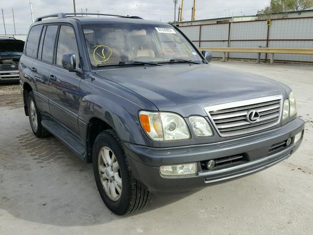 2003 LEXUS LX 470 4.7L