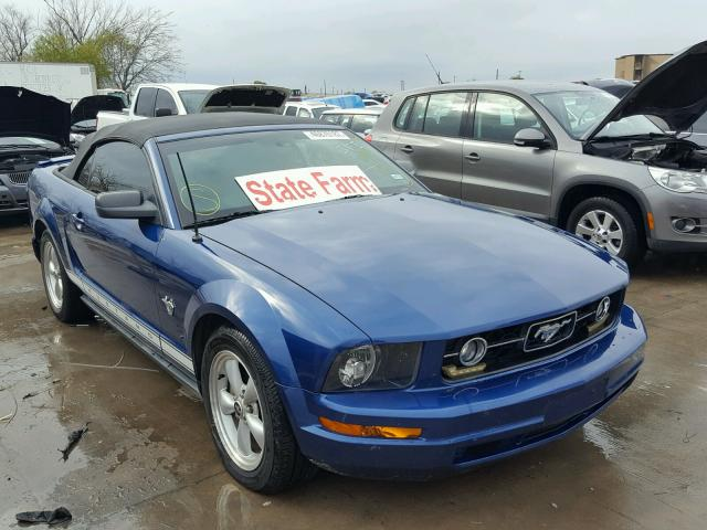 2009 FORD MUSTANG 4.0L