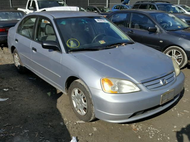 2001 HONDA CIVIC LX 1.7L