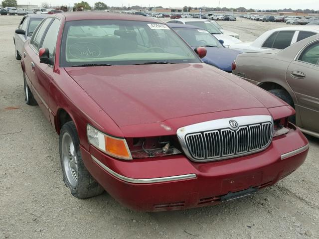 2000 MERCURY GRAND MARQ 4.6L