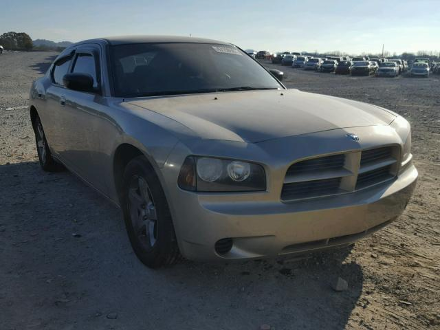 2009 DODGE CHARGER 2.7L