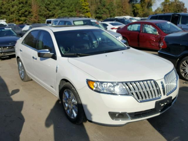 Auto Auction Ended on VIN: 3LNDL2L38BR763599 2011 LINCOLN MKZ HYBRID ...