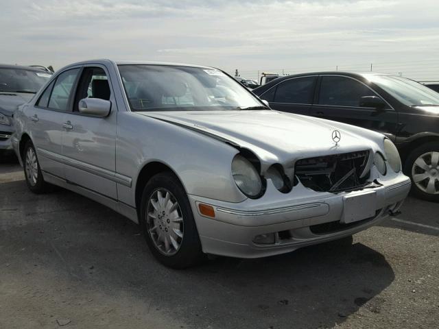 2000 MERCEDES-BENZ E 320 3.2L