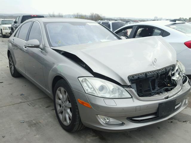 2007 MERCEDES-BENZ S 550 5.5L