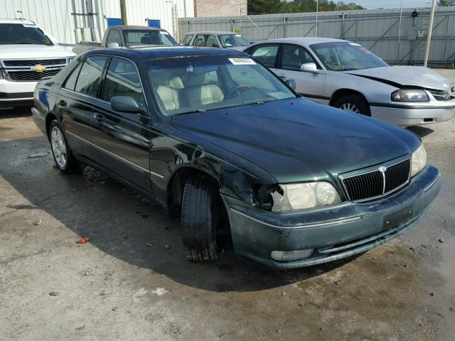 Auto Auction Ended On Vin Jnkby31ax1m100660 2001 Infiniti Q45 Base