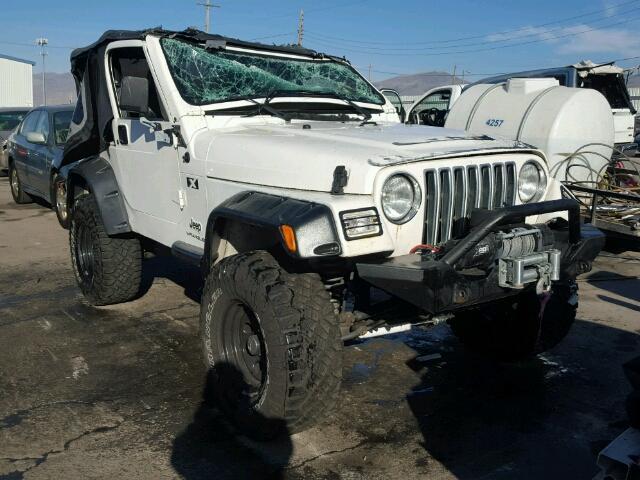 2003 Jeep Wrangler Commando For Sale Ut Salt Lake City