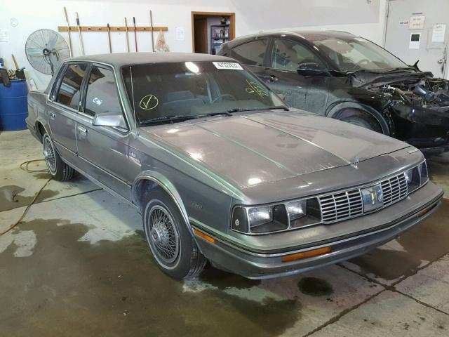 1986 OLDSMOBILE CUTLASS CI 2.8L