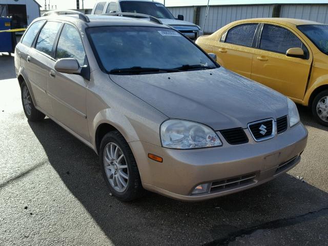 2005 SUZUKI FORENZA LX 2.0L