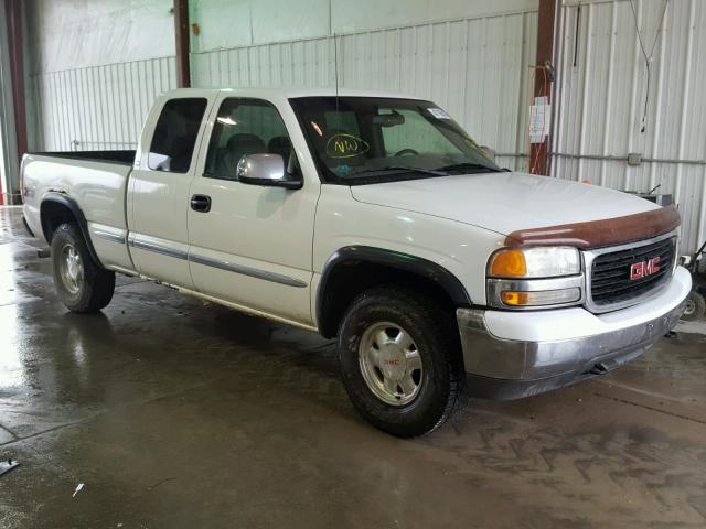 2000 GMC NEW SIERRA 5.3L