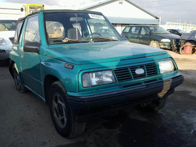 1995 GEO TRACKER 1.6L