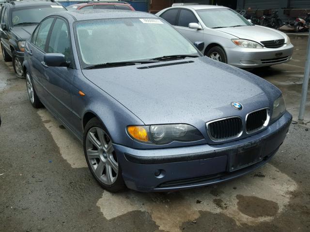 2003 BMW 325 I 2.5L