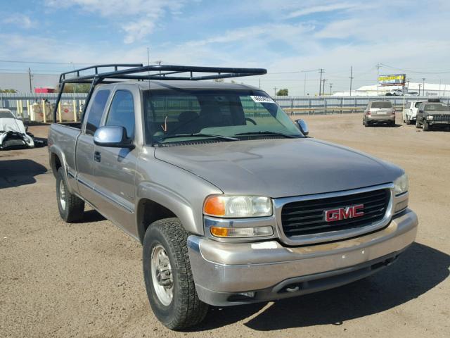 1999 GMC NEW SIERRA 6.0L