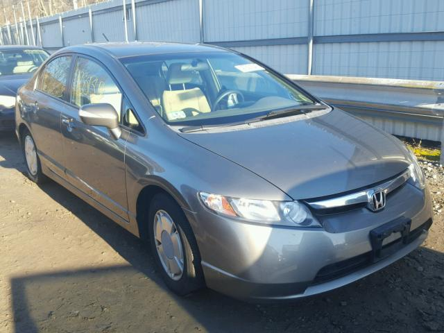 2007 HONDA CIVIC HYBR 1.3L