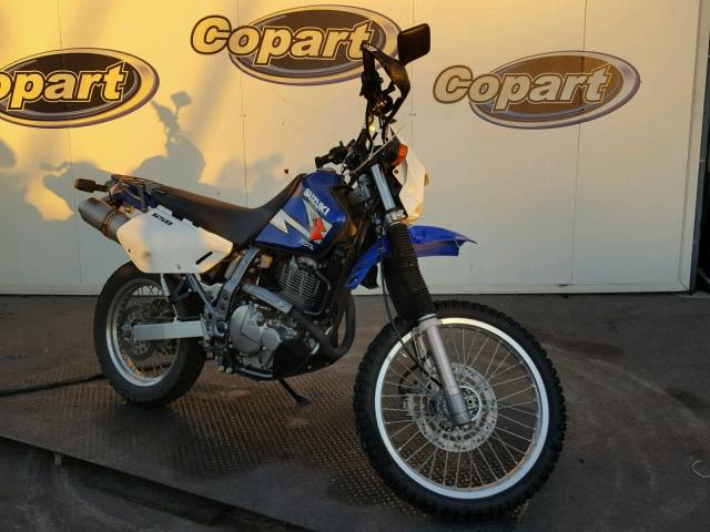 2003 SUZUKI DR650 SE 1