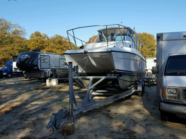 Salvage 2000 Glac BOAT for sale