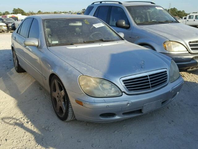 2000 Mercedes-Benz S 500 for sale in Houston, TX