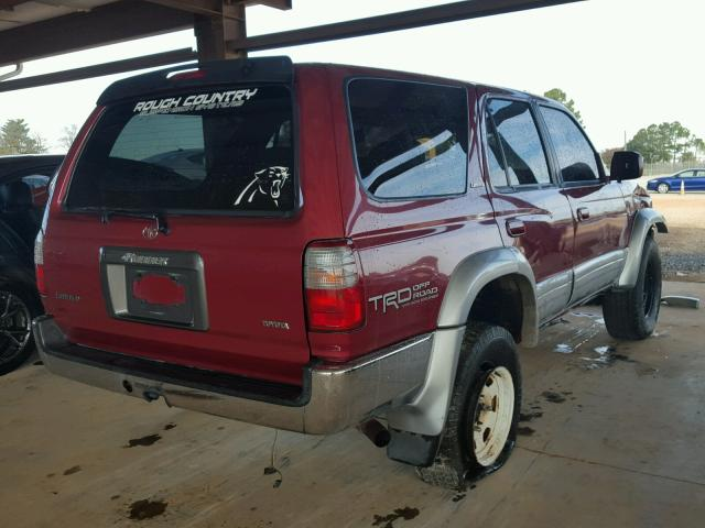 1997 toyota 4runner limited photos al tanner salvage car auction on wed jan 03 2018 copart usa 1997 toyota 4runner limited photos al